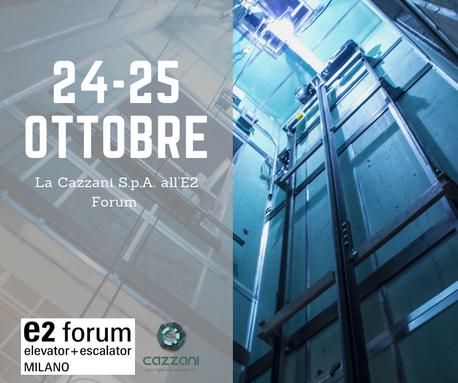 la cazzani spa all'E2 forum